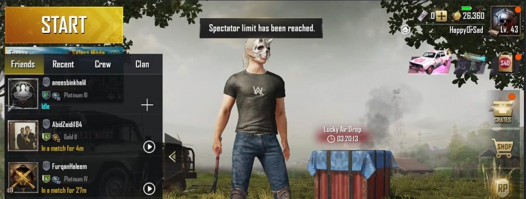 How to Spectate Anyone in PUBG Mobile - Techchunky