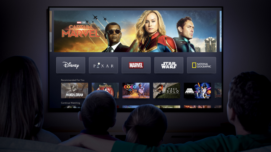 How to download movies and shows from Disney Plus